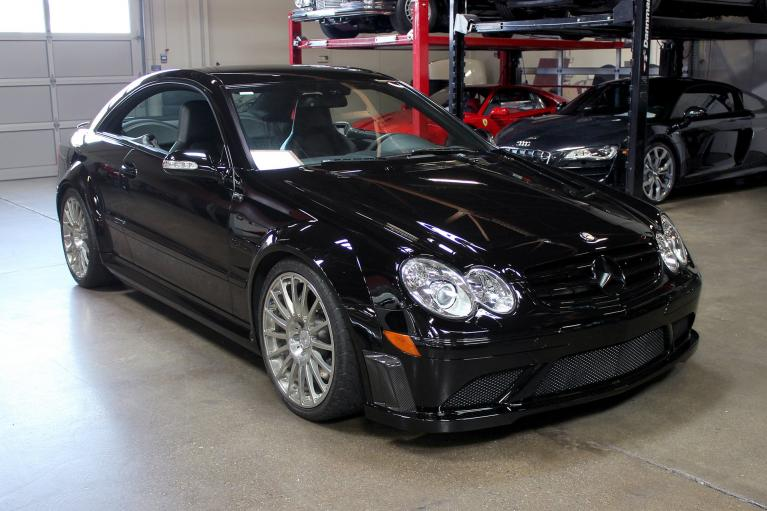 Used 2008 Mercedes-Benz CLK63 black series for sale Sold at San Francisco Sports Cars in San Carlos CA 94070 1