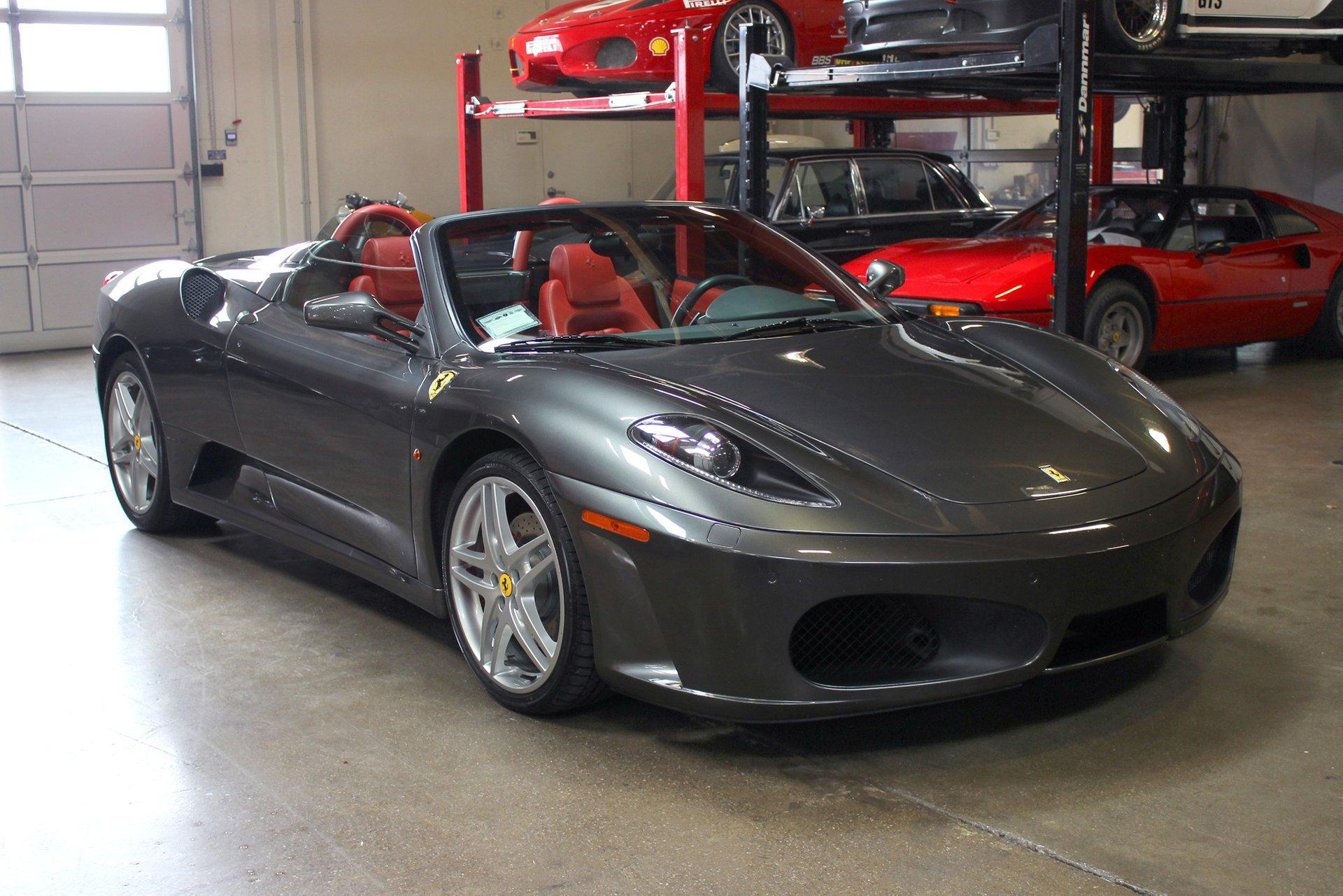 Used 2006 Ferrari F430 Spider for sale Sold at San Francisco Sports Cars in San Carlos CA 94070 1
