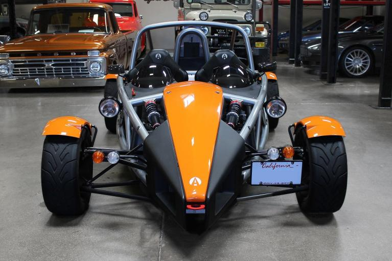 Used 2006 Ariel Atom 2 for sale Sold at San Francisco Sports Cars in San Carlos CA 94070 2