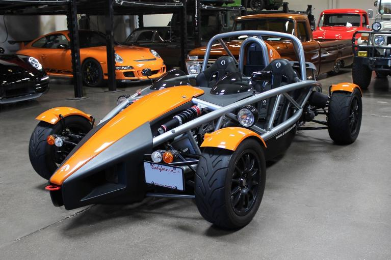 Used 2006 Ariel Atom 2 for sale Sold at San Francisco Sports Cars in San Carlos CA 94070 3