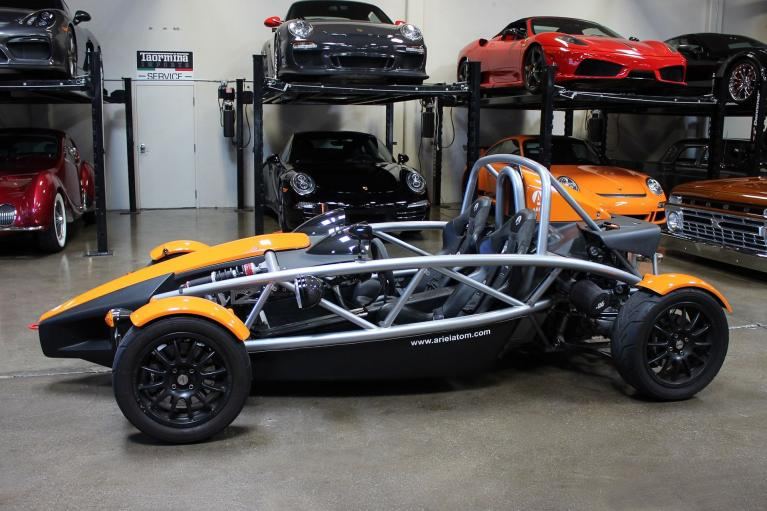 Used 2006 Ariel Atom 2 for sale Sold at San Francisco Sports Cars in San Carlos CA 94070 4