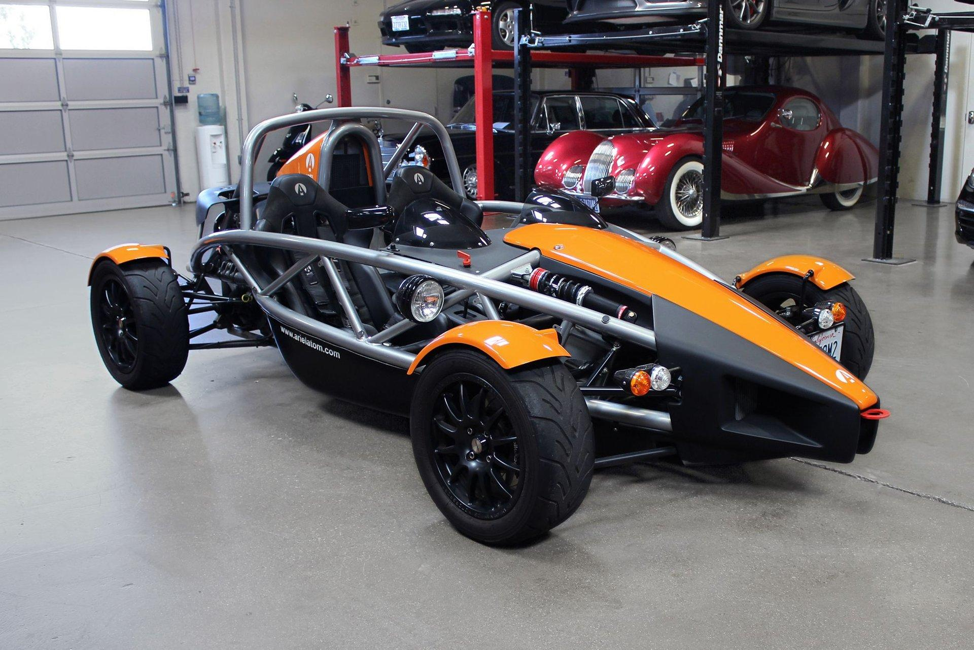 Used 2006 Ariel Atom 2 for sale Sold at San Francisco Sports Cars in San Carlos CA 94070 1