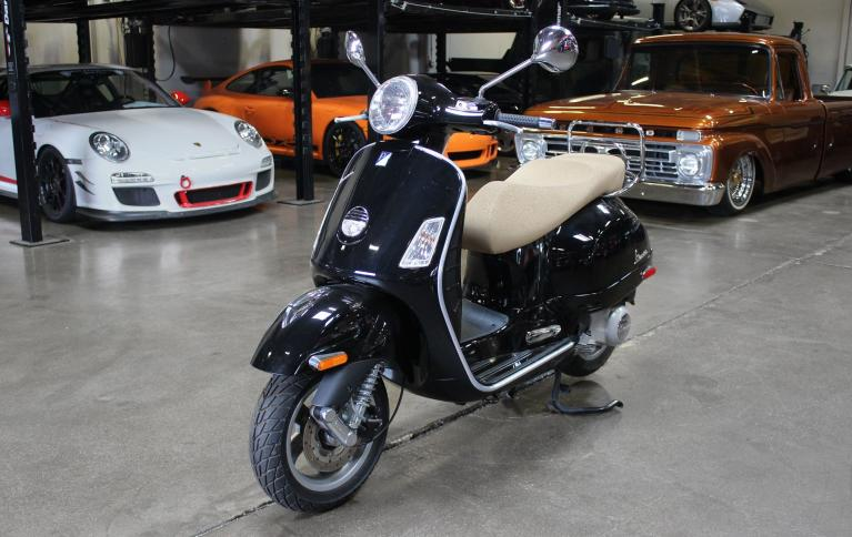 Used 2007 VESPA 250 GTS for sale Sold at San Francisco Sports Cars in San Carlos CA 94070 3