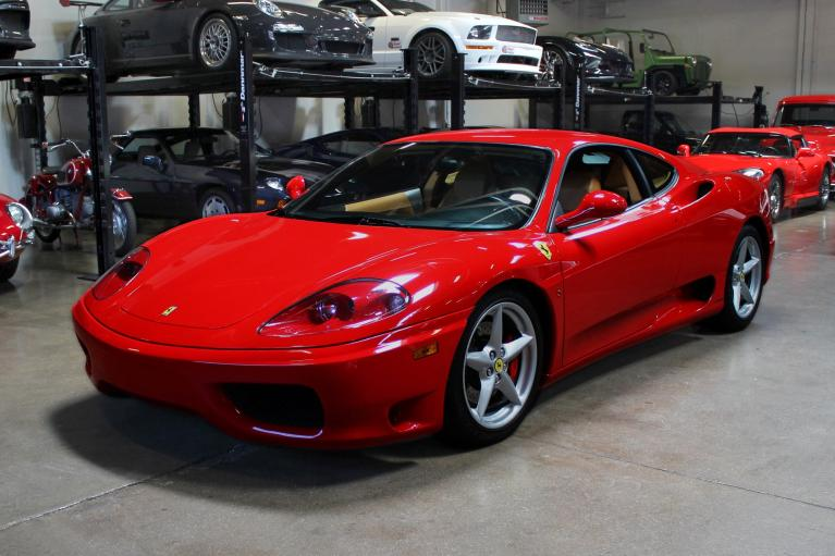 Used 2002 Ferrari 360 Modena for sale Sold at San Francisco Sports Cars in San Carlos CA 94070 3