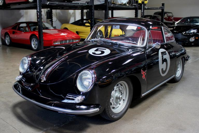 Used 1960 Porsche 356 B Coupe for sale Sold at San Francisco Sports Cars in San Carlos CA 94070 3