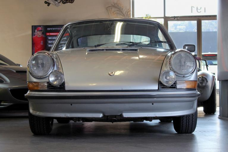Used 1972 Porsche 911 S for sale Sold at San Francisco Sports Cars in San Carlos CA 94070 2