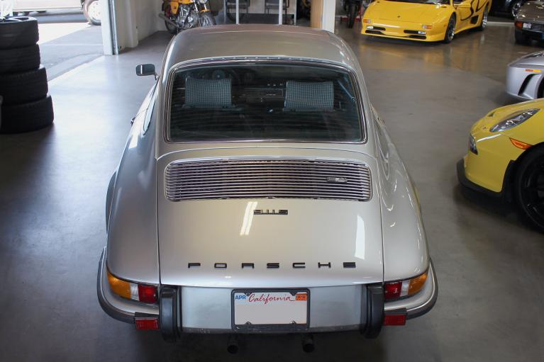 Used 1972 Porsche 911 S for sale Sold at San Francisco Sports Cars in San Carlos CA 94070 3