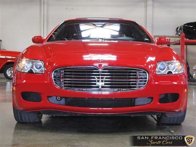 Used 2005 Maserati Quattroporte for sale Sold at San Francisco Sports Cars in San Carlos CA 94070 1
