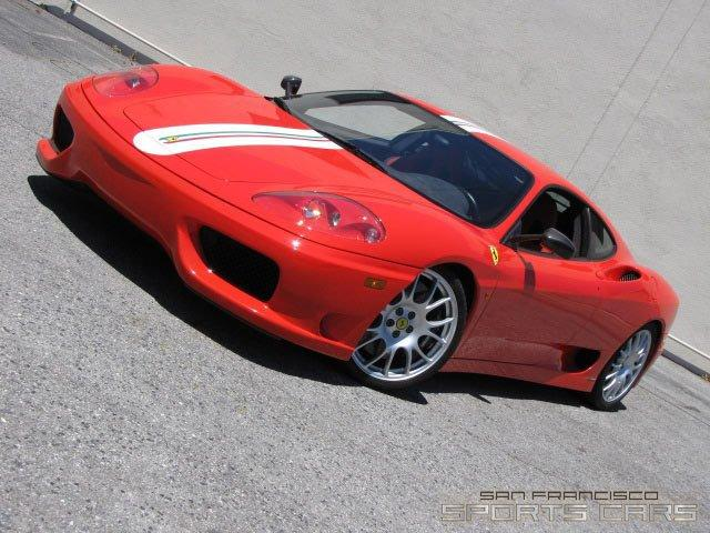 Used 2004 Ferrari Challenge Stradale for sale Sold at San Francisco Sports Cars in San Carlos CA 94070 3