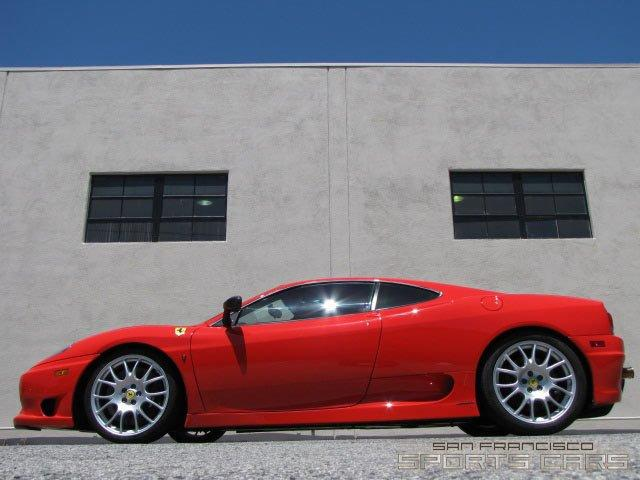 Used 2004 Ferrari Challenge Stradale for sale Sold at San Francisco Sports Cars in San Carlos CA 94070 4