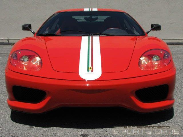 Used 2004 Ferrari Challenge Stradale for sale Sold at San Francisco Sports Cars in San Carlos CA 94070 1
