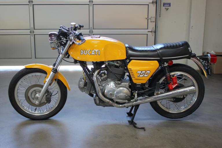 Used 1973 DUCATI  for sale Sold at San Francisco Sports Cars in San Carlos CA 94070 2