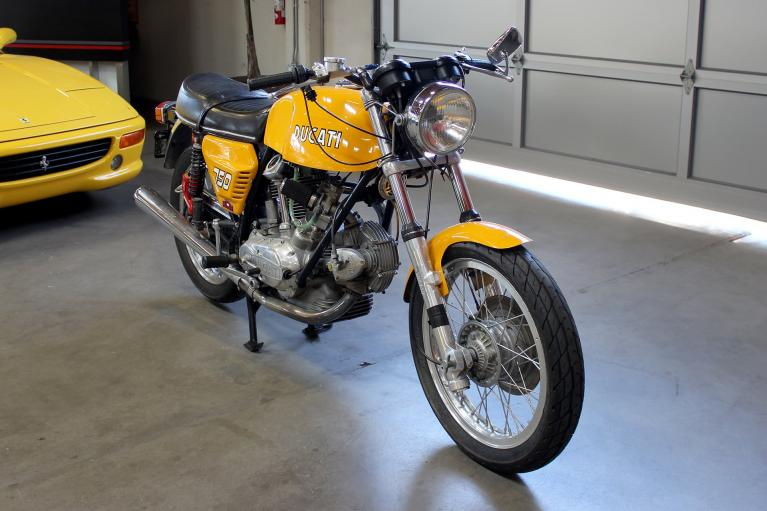 Used 1973 DUCATI  for sale Sold at San Francisco Sports Cars in San Carlos CA 94070 3