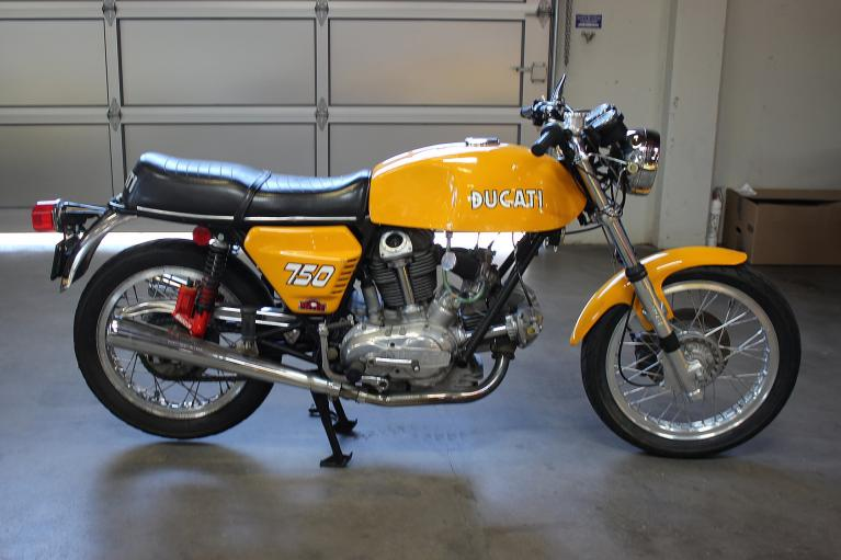 Used 1973 DUCATI  for sale Sold at San Francisco Sports Cars in San Carlos CA 94070 1
