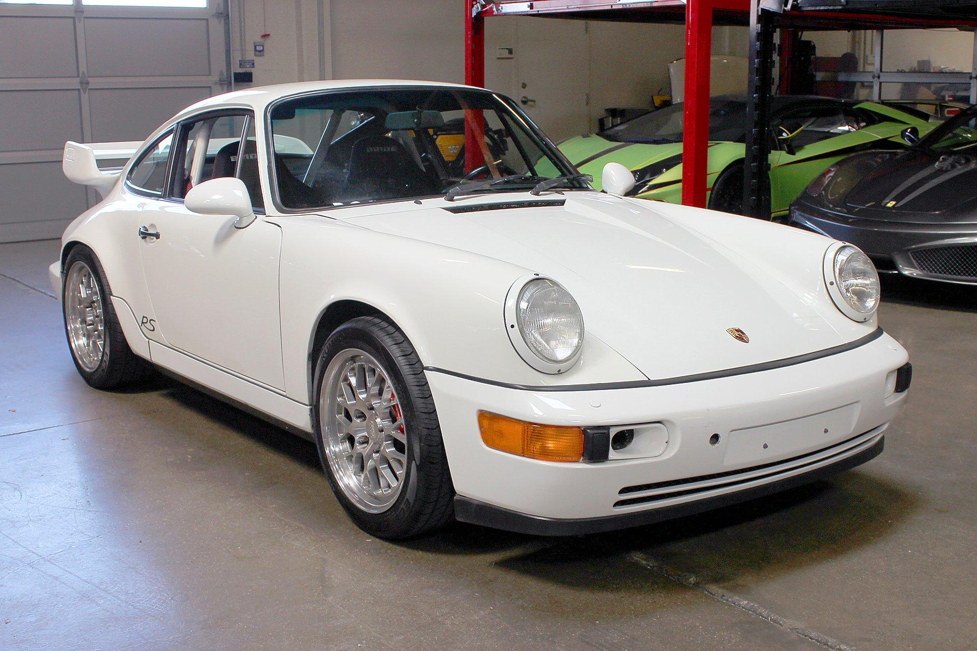 Used 1993 Porsche RS America for sale Sold at San Francisco Sports Cars in San Carlos CA 94070 1