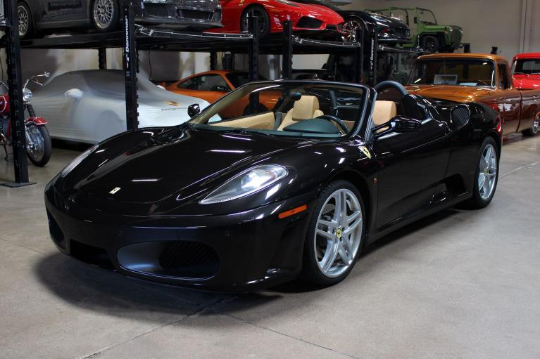 Used 2007 Ferrari F430 Spider for sale Sold at San Francisco Sports Cars in San Carlos CA 94070 3