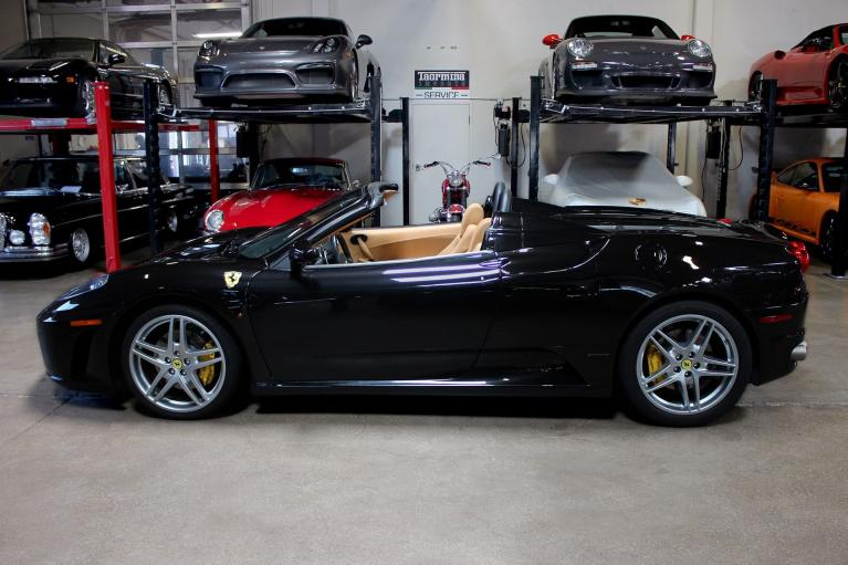 Used 2007 Ferrari F430 Spider for sale Sold at San Francisco Sports Cars in San Carlos CA 94070 4