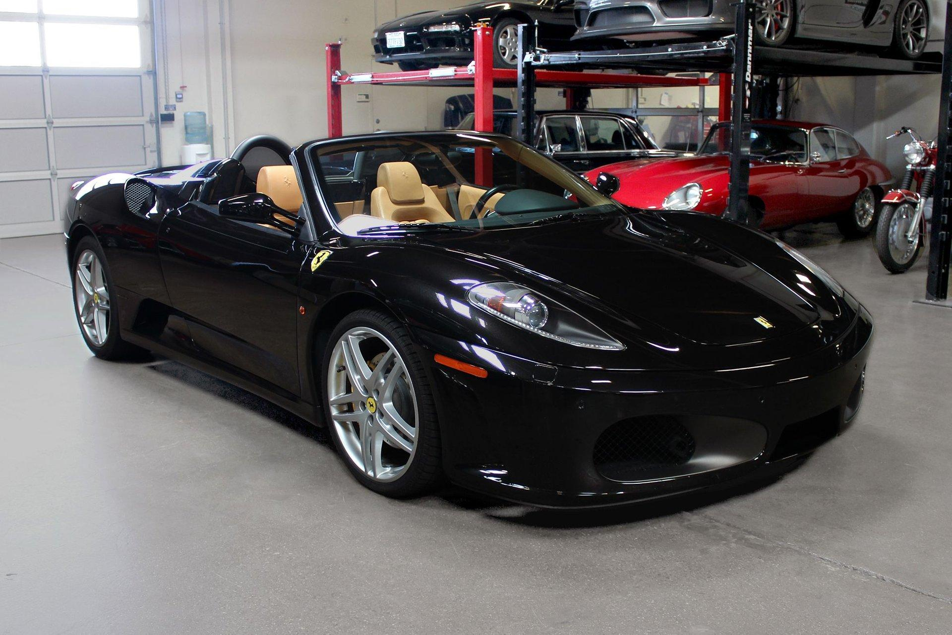 Used 2007 Ferrari F430 Spider for sale Sold at San Francisco Sports Cars in San Carlos CA 94070 1