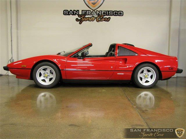 Used 1984 Ferrari 308 GTS for sale Sold at San Francisco Sports Cars in San Carlos CA 94070 4