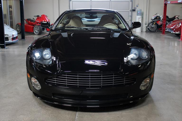 Used 2006 Aston Martin Vanquish S for sale Sold at San Francisco Sports Cars in San Carlos CA 94070 2