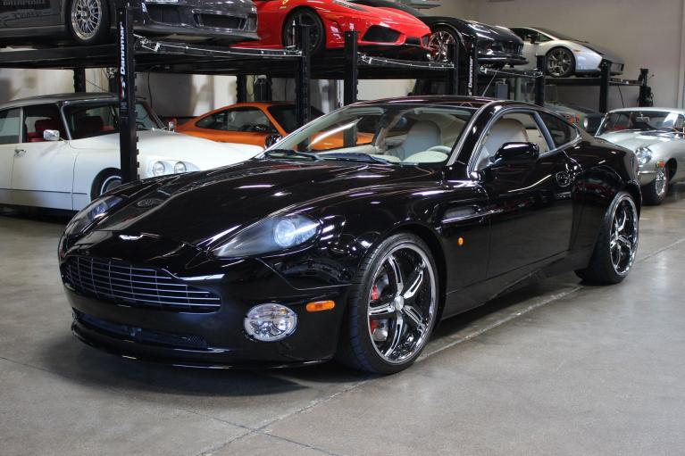 Used 2006 Aston Martin Vanquish S for sale Sold at San Francisco Sports Cars in San Carlos CA 94070 3