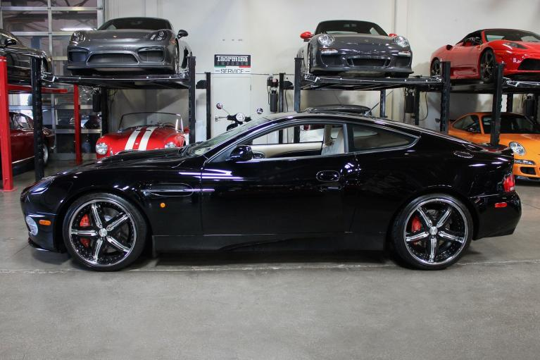 Used 2006 Aston Martin Vanquish S for sale Sold at San Francisco Sports Cars in San Carlos CA 94070 4