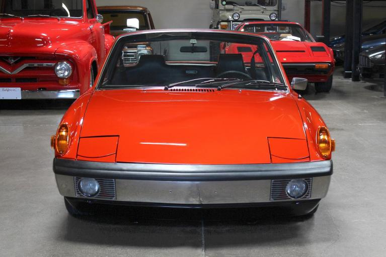 Used 1970 Porsche 914-6 for sale Sold at San Francisco Sports Cars in San Carlos CA 94070 2