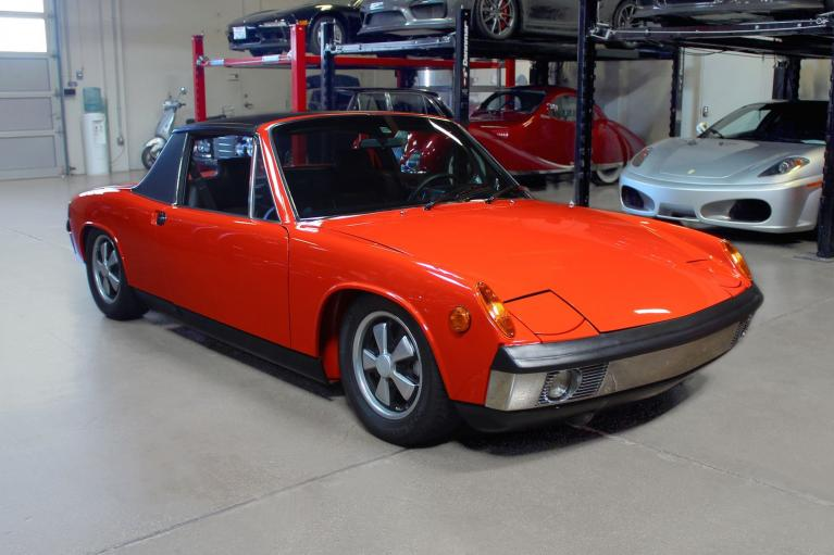 Used 1970 Porsche 914-6 for sale Sold at San Francisco Sports Cars in San Carlos CA 94070 1