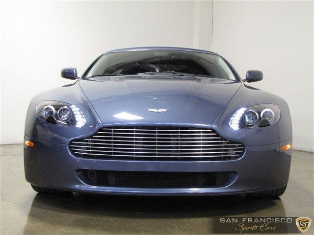 Used 2007 Aston Martin V8 Vantage for sale Sold at San Francisco Sports Cars in San Carlos CA 94070 1