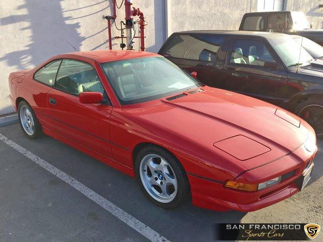 Used 1994 BMW Dinan 840ci for sale Sold at San Francisco Sports Cars in San Carlos CA 94070 2