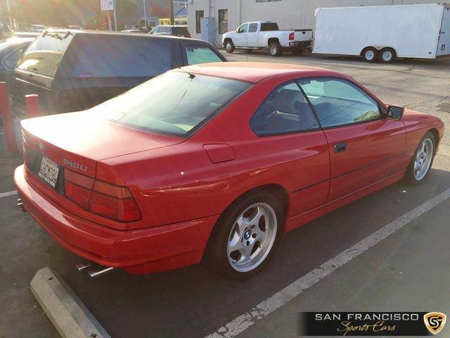 Used 1994 BMW Dinan 840ci for sale Sold at San Francisco Sports Cars in San Carlos CA 94070 4