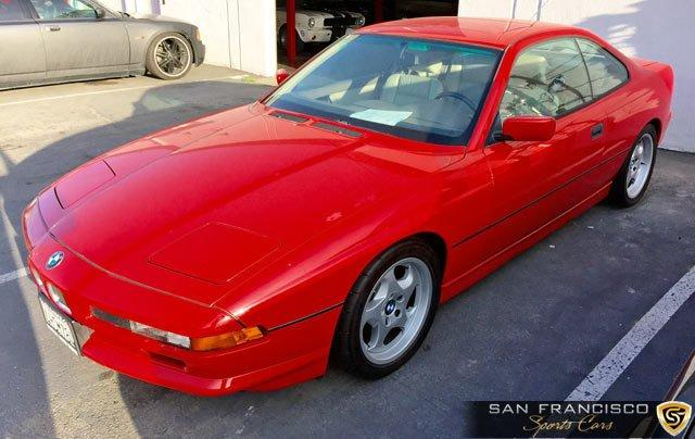 Used 1994 BMW Dinan 840ci for sale Sold at San Francisco Sports Cars in San Carlos CA 94070 1