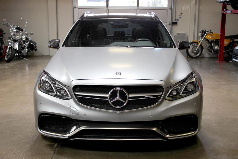 Used 2014 Mercedes-Benz AMG E63 S 4MATIC for sale Sold at San Francisco Sports Cars in San Carlos CA 94070 2