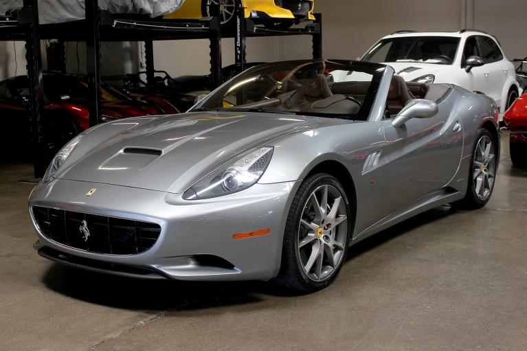Used 2011 Ferrari California for sale Sold at San Francisco Sports Cars in San Carlos CA 94070 3