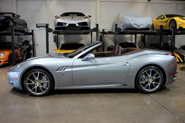 Used 2011 Ferrari California for sale Sold at San Francisco Sports Cars in San Carlos CA 94070 4