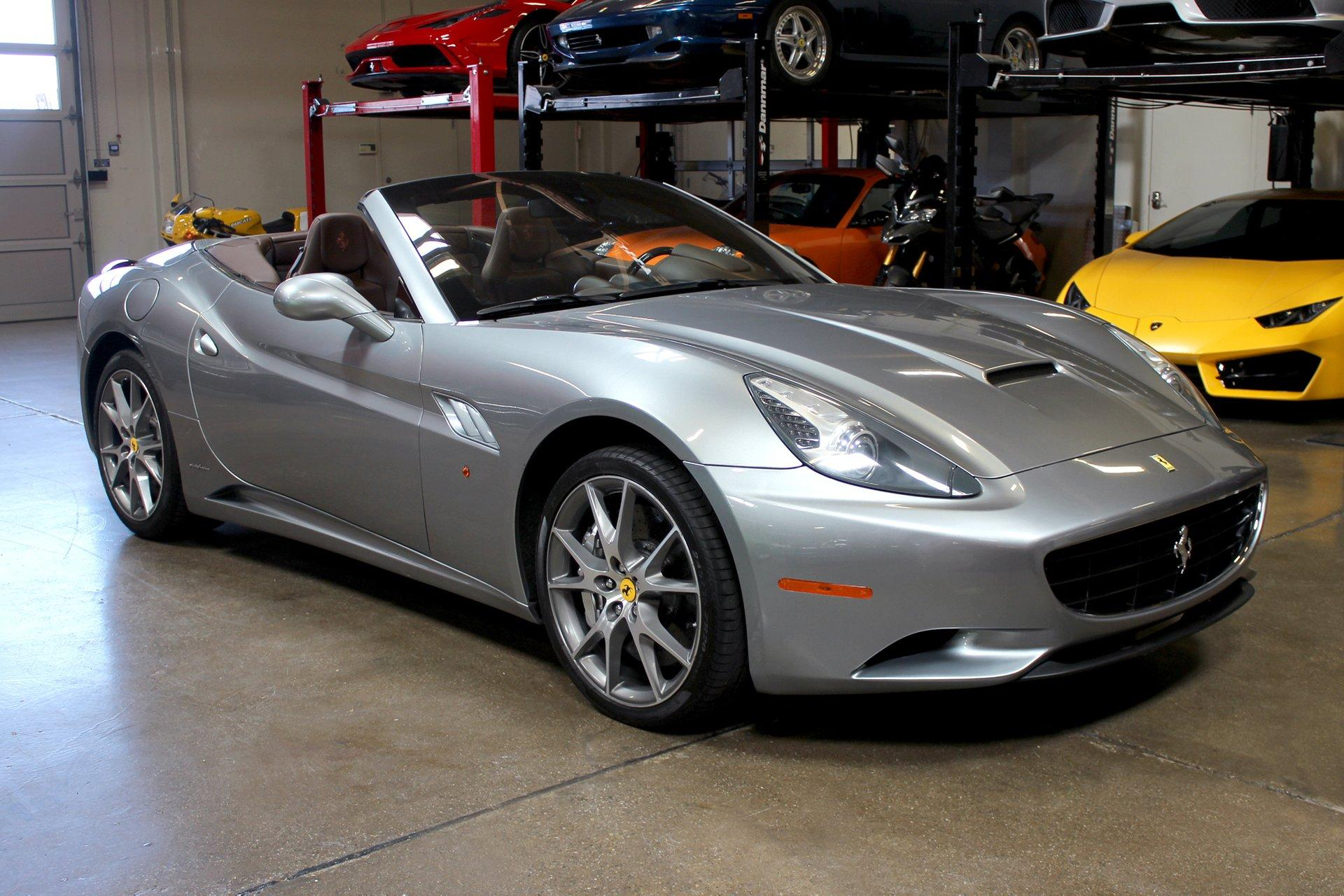 Used 2011 Ferrari California for sale Sold at San Francisco Sports Cars in San Carlos CA 94070 1