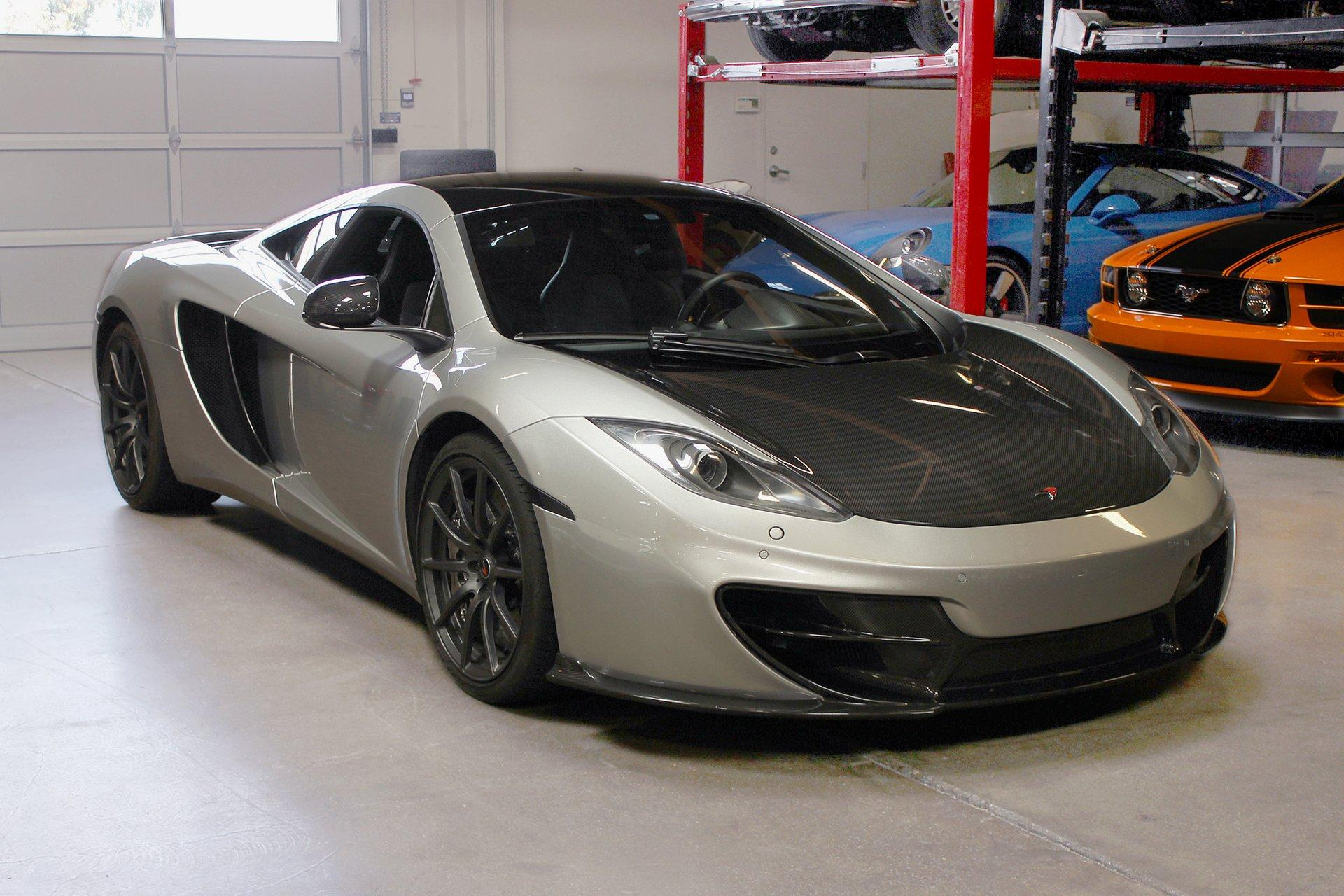Used 2012 McLaren MP4-12C for sale Sold at San Francisco Sports Cars in San Carlos CA 94070 1