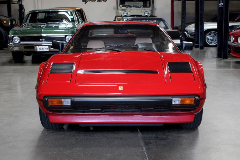 Used 1984 Ferrari 308 GTS for sale Sold at San Francisco Sports Cars in San Carlos CA 94070 2