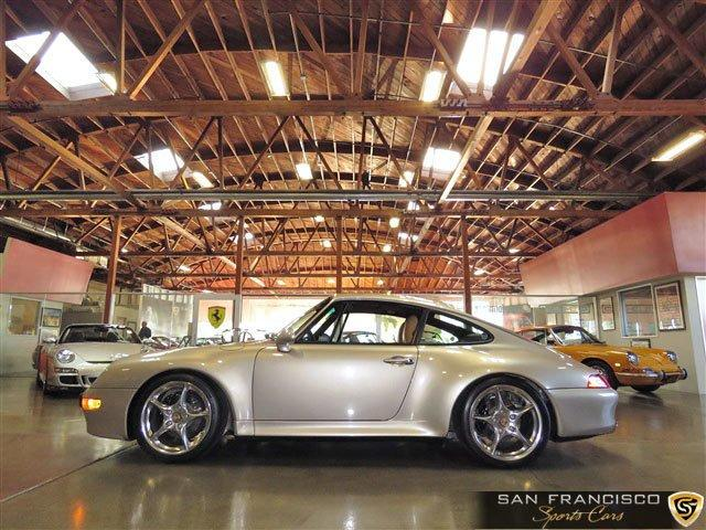 Used 1998 Porsche 911 Carrera 2S for sale Sold at San Francisco Sports Cars in San Carlos CA 94070 3