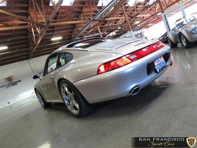 Used 1998 Porsche 911 Carrera 2S for sale Sold at San Francisco Sports Cars in San Carlos CA 94070 4