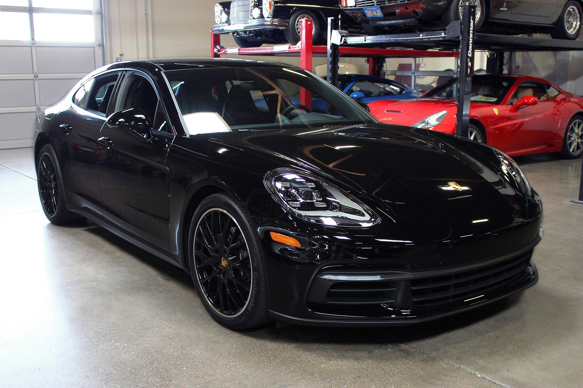 Used 2018 Porsche Panamera for sale Sold at San Francisco Sports Cars in San Carlos CA 94070 1