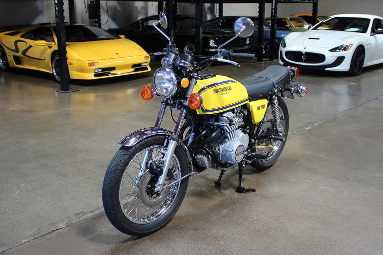 Used 1977 Honda CB400F for sale Sold at San Francisco Sports Cars in San Carlos CA 94070 3