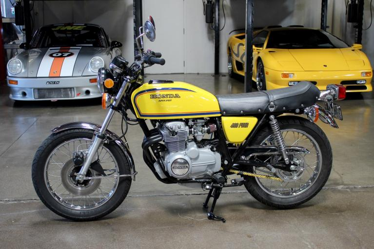 Used 1977 Honda CB400F for sale Sold at San Francisco Sports Cars in San Carlos CA 94070 4