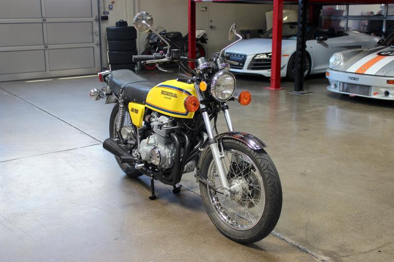 Used 1977 Honda CB400F for sale Sold at San Francisco Sports Cars in San Carlos CA 94070 1