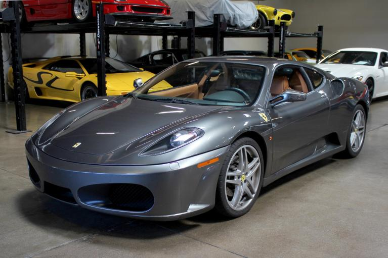 Used 2007 Ferrari F430 for sale Sold at San Francisco Sports Cars in San Carlos CA 94070 3