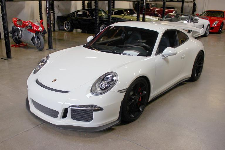 Used 2014 Porsche 911 for sale Sold at San Francisco Sports Cars in San Carlos CA 94070 3