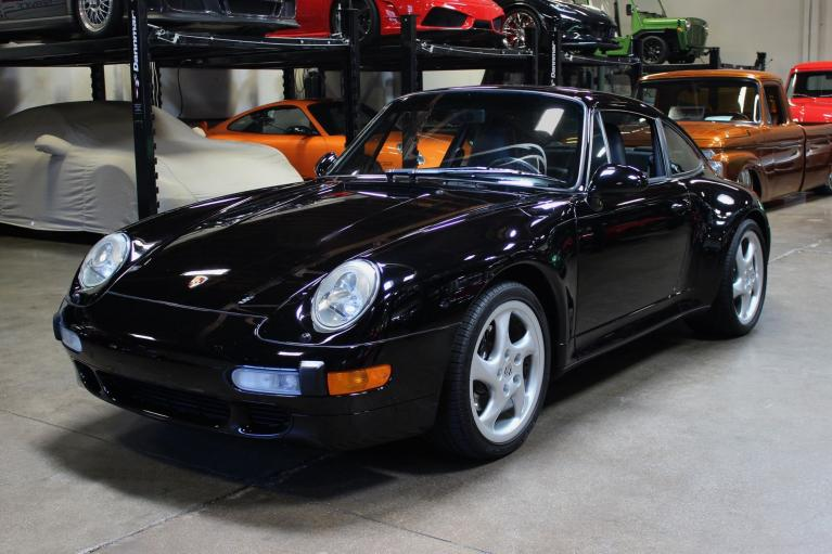 Used 1998 Porsche 911 Carrera S for sale Sold at San Francisco Sports Cars in San Carlos CA 94070 3