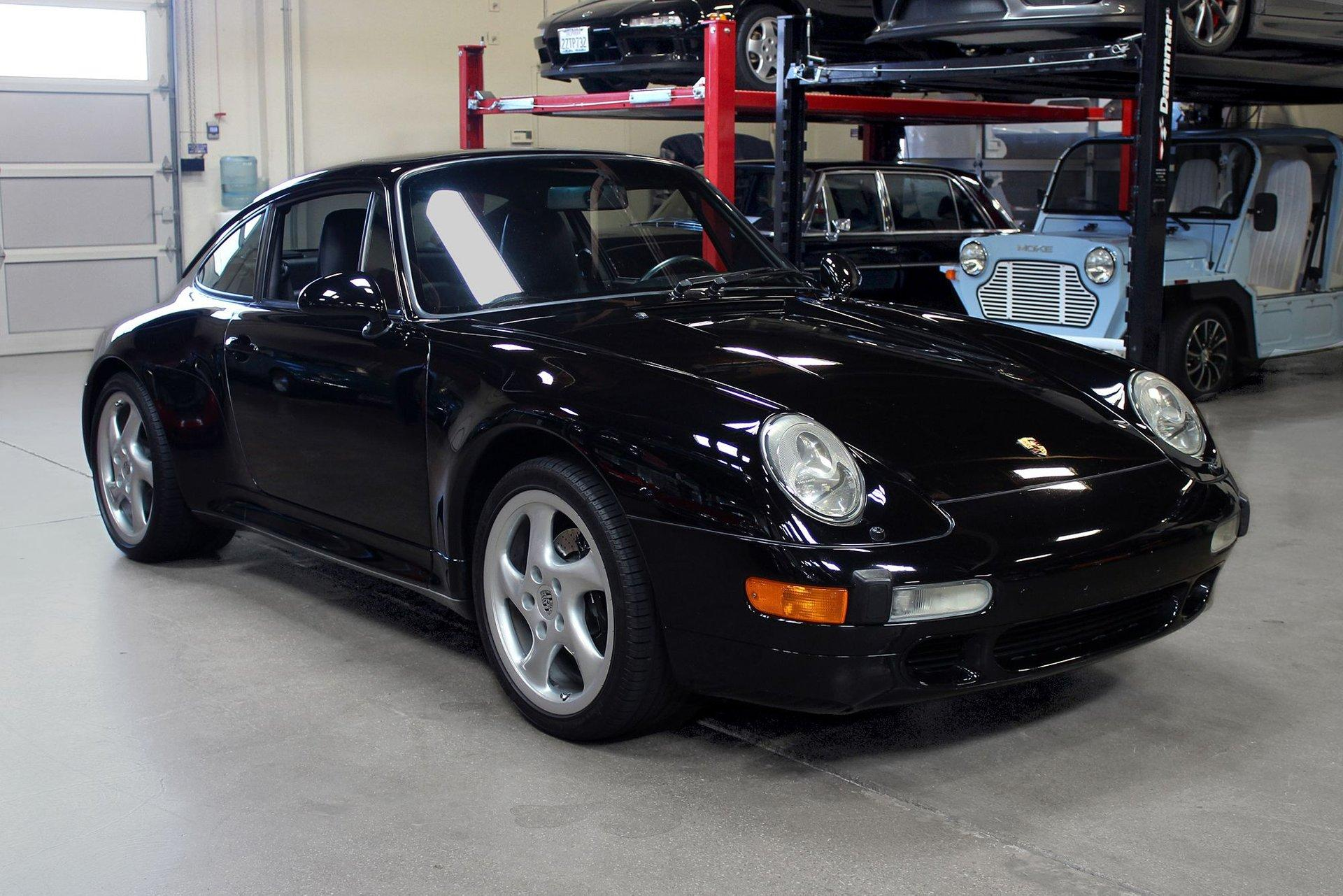 Used 1998 Porsche 911 Carrera S for sale Sold at San Francisco Sports Cars in San Carlos CA 94070 1