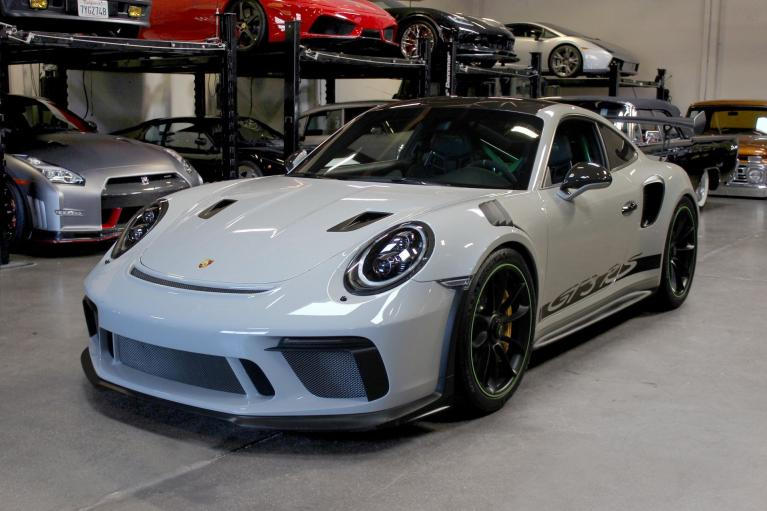 Used 2019 Porsche 911 GT3 RS for sale Sold at San Francisco Sports Cars in San Carlos CA 94070 3