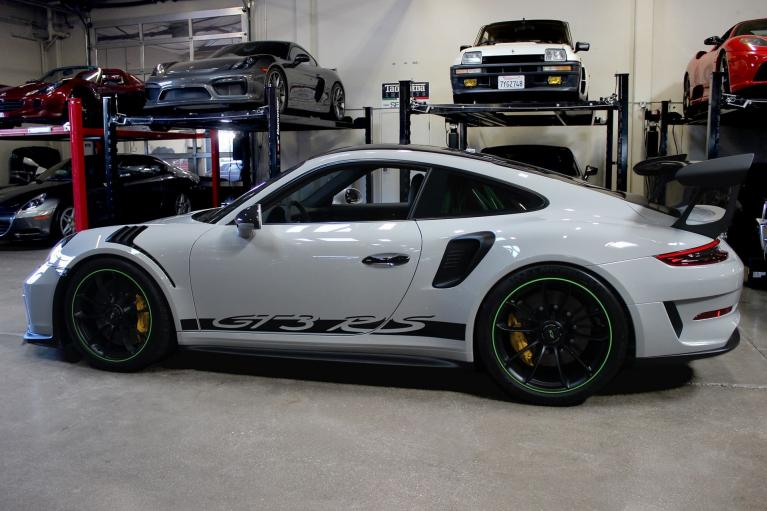 Used 2019 Porsche 911 GT3 RS for sale $215,995 at San Francisco Sports Cars in San Carlos CA 94070 4